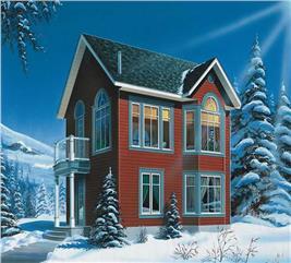 House Plan #126-1782