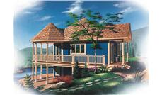 Main image for house plan # 13197