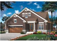Main image for house plan # 20012