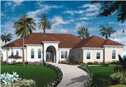View house Plan#126-1811