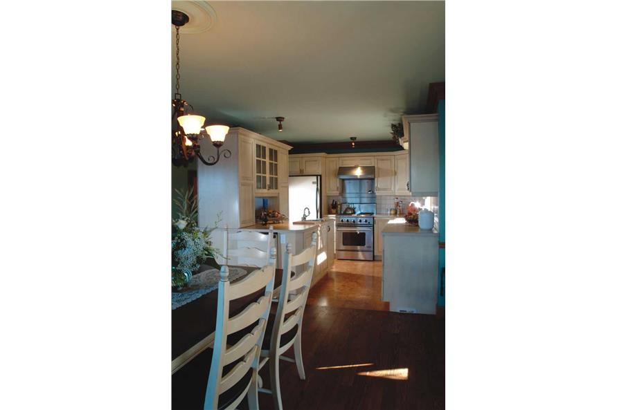 houseplan dd-2631 dining room