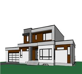 House Plan #126-1830