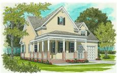 Main image for house plan # 17021