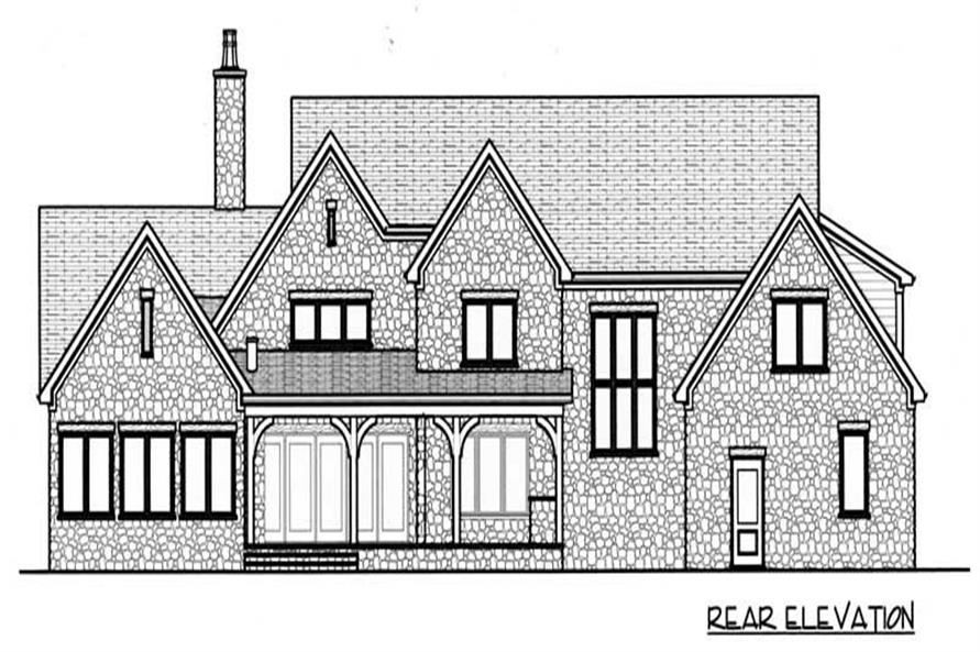 House Plan #127-1008