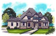 View house Plan#127-1010