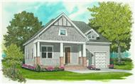 Main image for house plan # 17270