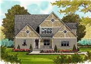 View house Plan#127-1050