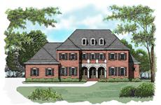 Main image for house plan # 17359