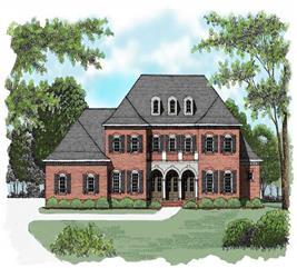 House Plan #127-1051