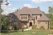 View house Plan#127-1055