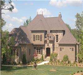 House Plan #127-1055