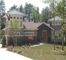 House Plan #127-1065