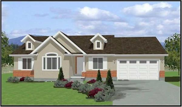 Main image for house plan # 6538