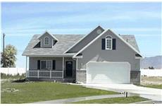 Main image for house plan # 6563
