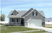 View house Plan#129-1015