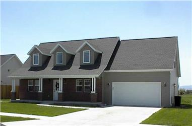 Main image for house plan # 442