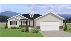 Main image for house plan # 6536