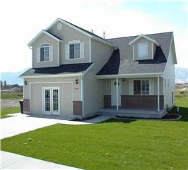 House Plan #129-1019