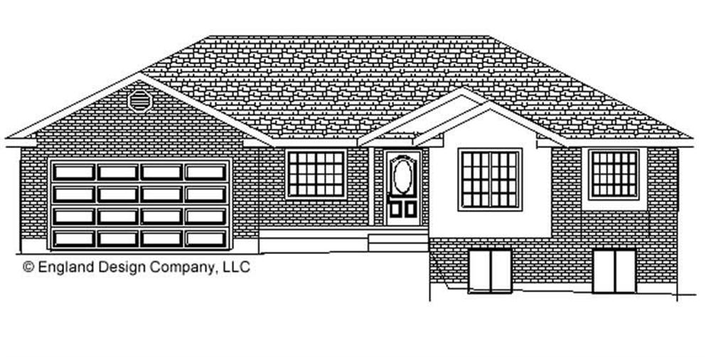 Main image for house plan # 6545