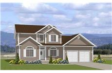 Main image for house plan # 6562
