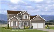 View house Plan#129-1027