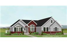 Main image for house plan # 6554