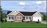 View house Plan#129-1037