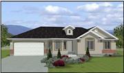 View house Plan#129-1040