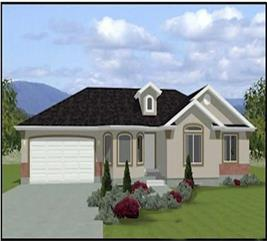 House Plan #129-1040