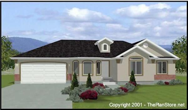 Main image for house plan # 6542