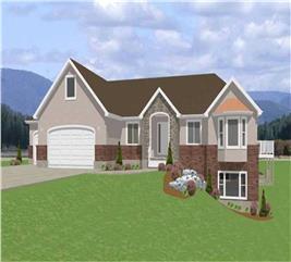House Plan #129-1041