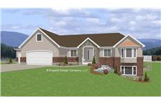 Main image for house plan # 6549