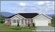 View house Plan#129-1042