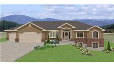 Main image for house plan # 6551