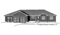 Main image for house plan # 6547