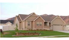 Main image for house plan # 8245