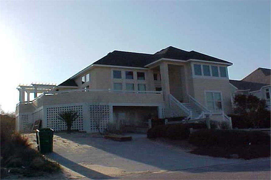 House Plan #130-1001