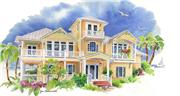 View house Plan#130-1002