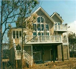 House Plan #130-1003