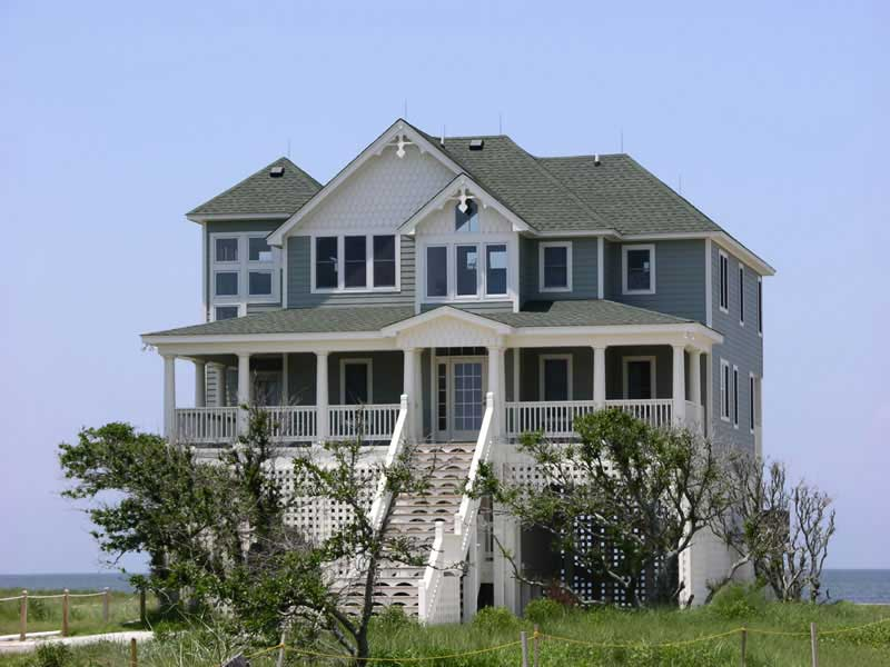 Beachfront Style Home With 4 Bdrm 2398 Sq Ft House Plan 130 1007,3500 Sq Ft House Plans 1 Story