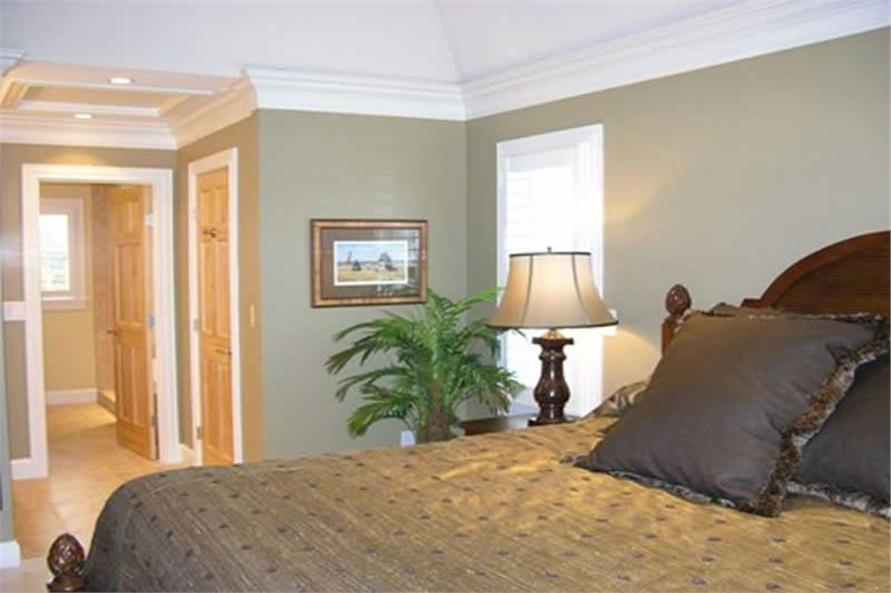 Master Bedroom of this 4-Bedroom,2398 Sq Ft Plan -2398