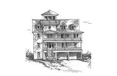 Main image for house plan # 16904
