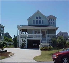 House Plan #130-1011