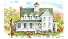 Main image for house plan # 16925