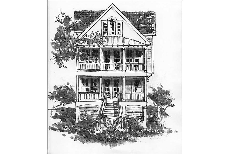House Plan #130-1019