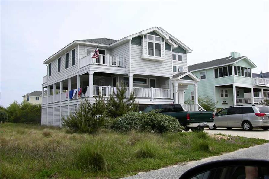 House Plan #130-1021