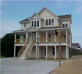 House Plan #130-1022