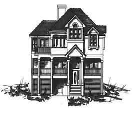 House Plan #130-1026