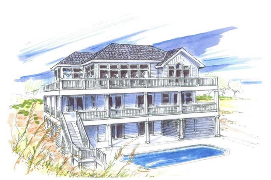 House Plan #130-1028