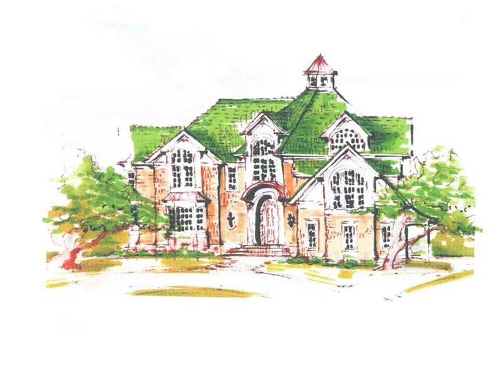 Main image for house plan # 16818